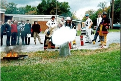 Extinguisher Training BCHS
