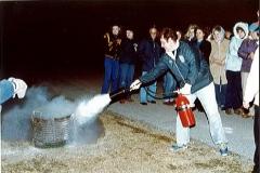 Extinguisher Training with Andy Kaza