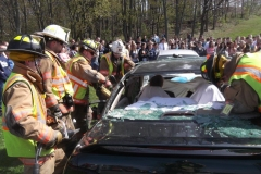 Mock Accident BCHS 2013