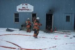 New Beginnings Fire 2010