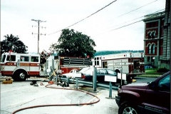 Probation Office Fire 2000