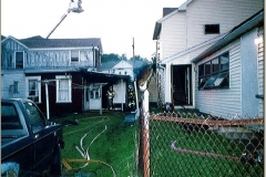 Structure Fire Assist to Station 70