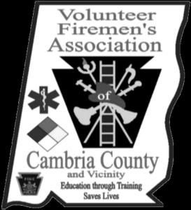 Cambria County Fireman's Association Logo