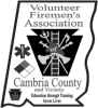Cambria County Fireman's Association Logo